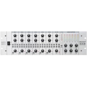 OMNITRONIC MZD-860 Matrix Zone Distributor #4