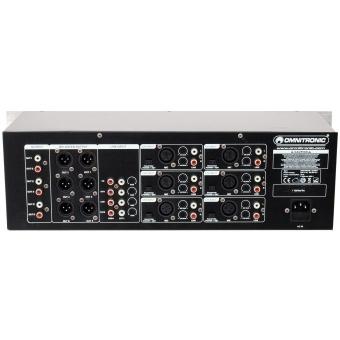 OMNITRONIC MZD-860 Matrix Zone Distributor #5