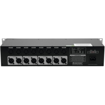 OMNITRONIC MZD-88 Matrix Zone Distributor #3