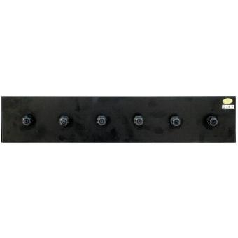 OMNITRONIC PA 6-Zone Stereo Vol Cont 5W bk #5