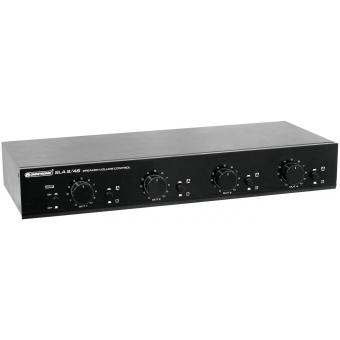 OMNITRONIC ELA 2/4S-Zone Volume Controller 100W