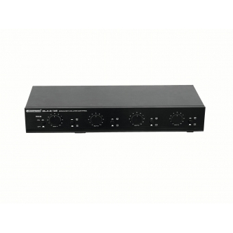 OMNITRONIC ELA 2/4S-Zone Volume Controller 100W #2