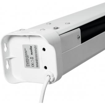 EUROLITE Motor Projection Screen 16:9 3000x1680mm #2