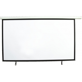 EUROLITE Motor Projection Sc.IR 16:9,300x168cm #1