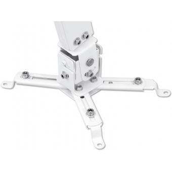 EUROLITE PDH-43/65 Projector Ceiling Bracket wh #4