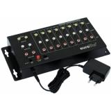 EUROLITE AVS-802 Video switch 8in2