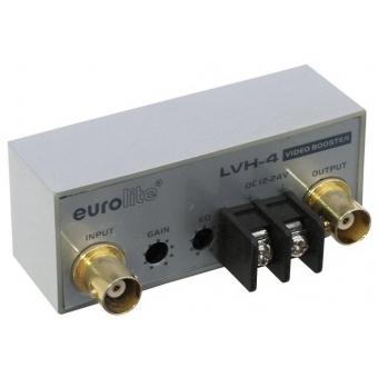 EUROLITE LVH-4 Video booster