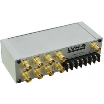 EUROLITE LVH-5 Automatic video switch #2
