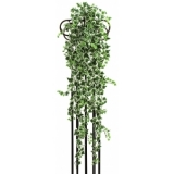 EUROPALMS Ivy tendril, green-white, 100cm