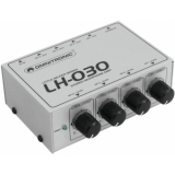 OMNITRONIC LH-030 Headphone Amplifier