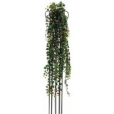 EUROPALMS Deluxe ivy tendril, green-red 160cm