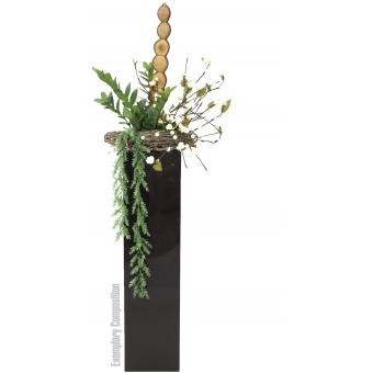 EUROPALMS Grass tendril, bright-green 105cm #2