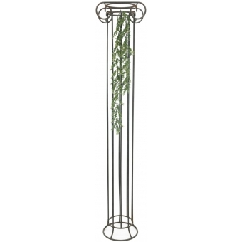 EUROPALMS Grass tendril, dark-green 105cm