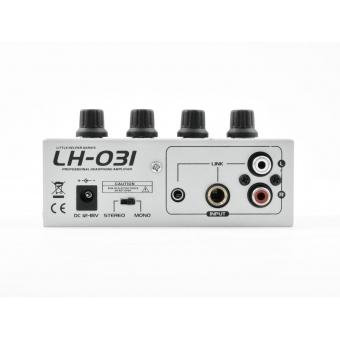 OMNITRONIC LH-031 Headphone Amplifier #6