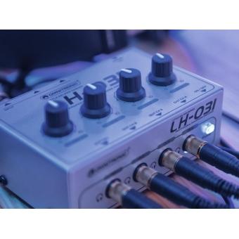OMNITRONIC LH-031 Headphone Amplifier #17