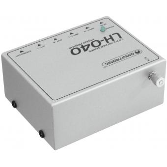 OMNITRONIC LH-040 Phono Preamplifier #2