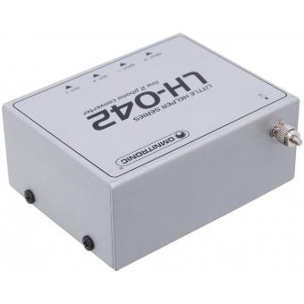 OMNITRONIC LH-042 Line/Phono Converter #2