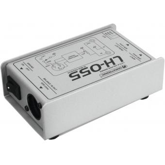 OMNITRONIC LH-055 PRO DI Box Passive #2