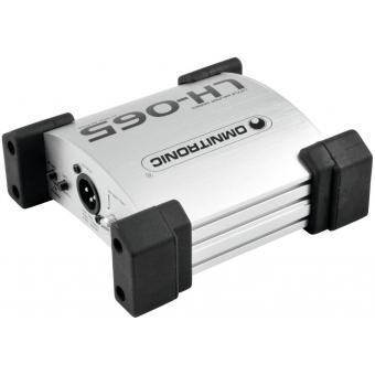 OMNITRONIC LH-065 Active DI Box #2