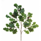 EUROPALMS Oak Sprays with Acorns 6x