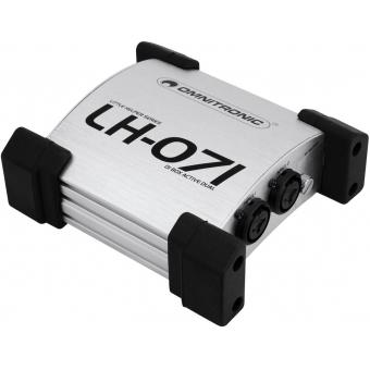 OMNITRONIC LH-071 Active Dual DI Box #2