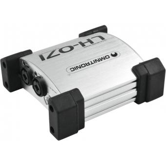 OMNITRONIC LH-071 Active Dual DI Box #3