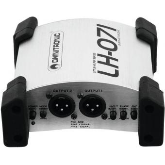 OMNITRONIC LH-071 Active Dual DI Box #4