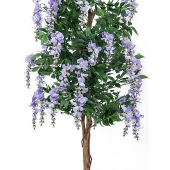 EUROPALMS Wisteria, purple, 180cm #2