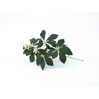 EUROPALMS Chestnut Branch with Blossoms, 60cm