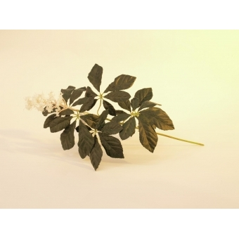 EUROPALMS Chestnut Branch with Blossoms, 60cm #2