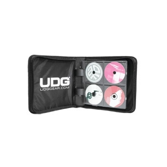 UDG CD Wallet 128 Black #3