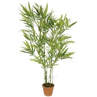 EUROPALMS Bamboo green trunk, 115cm