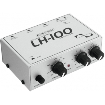 OMNITRONIC LH-100 Audio Oscillator