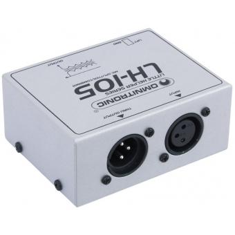 OMNITRONIC LH-105 MIC Splitter/Combiner #2