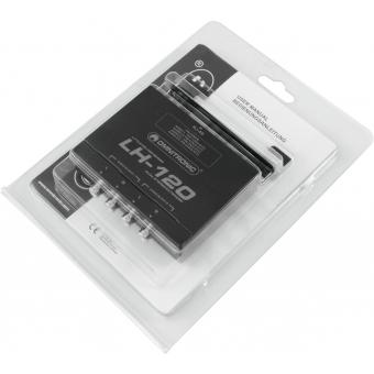 OMNITRONIC LH-120 Dual Stereo Extender #3