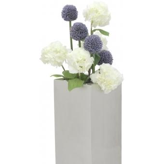 EUROPALMS Allium spray, lavender, 55cm #4