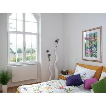 EUROPALMS Allium spray, lavender, 55cm #8