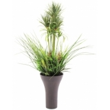 EUROPALMS Mixed grass bush, 90cm