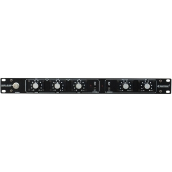 OMNITRONIC ISO-23FX DJ Isolator #4