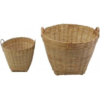 EUROPALMS Bamboo flower pot, 35x30 cm #2