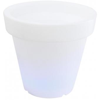 EUROPALMS LED Flower Pot 67x64cm