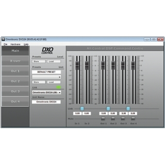 OMNITRONIC DXO-24E Digital Controller #7