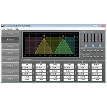 OMNITRONIC DXO-26E Digital Controller #8