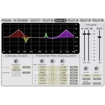 OMNITRONIC DXO-26E Digital Controller #10