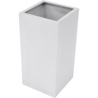 EUROPALMS LEICHTSIN BOX-80, shiny-silver