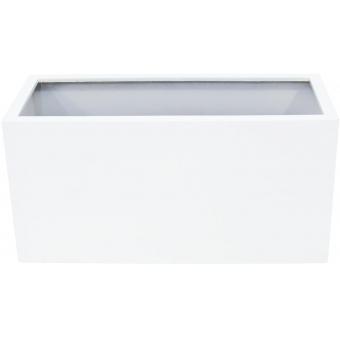 EUROPALMS LEICHTSIN CUBE-50, shiny-white #2