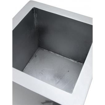 EUROPALMS LEICHTSIN BOX-120, shiny-silver #3