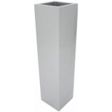 EUROPALMS LEICHTSIN BOX-120, shiny-silver