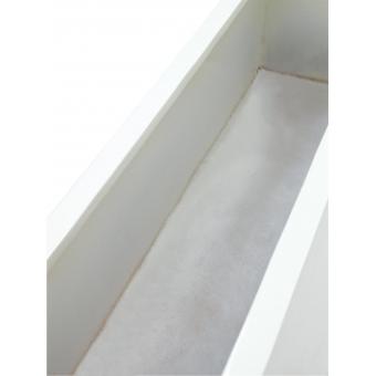 EUROPALMS LEICHTSIN CUBE-100, shiny-white #3