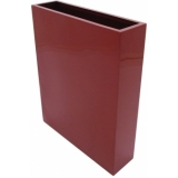EUROPALMS LEICHTSIN CUBE-100, shiny-red